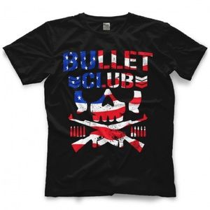 Pro Wrestling Tees NJPW Bullet Club USA Shirt